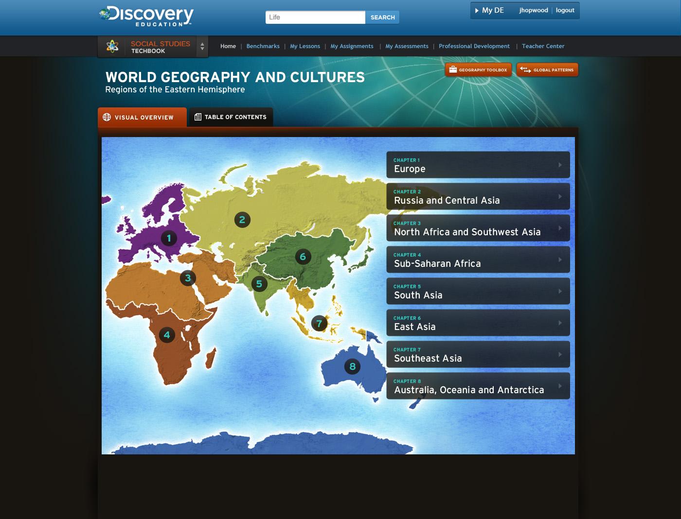Наука и техника: Math Techbook: цифровой учебник по математике от Discovery Education